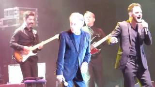 2017 04 21 Live 'Oh what a night' Frankie Valli and the Four Seasons Bournemouth BIC