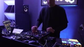 Paco Osuna - Live @ DJ Mag HQ 2016 (Tech House, Tribal, Minimal, Techno)