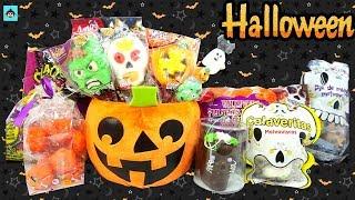 Dulces Divertidos de Halloween y Día de Muertos 2018