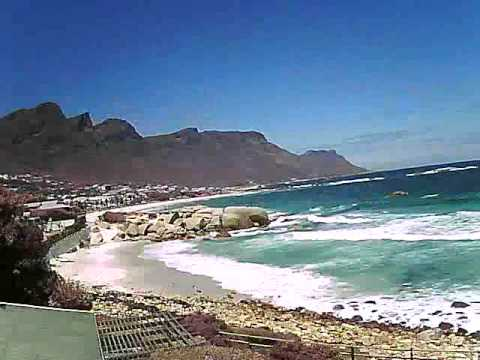 Timelapse Video – Glen Beach & Camps Bay – 05/11/2010