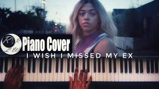 🎹 Mahalia - I wish I missed my ex [#reggiewatkins piano cover]