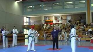 Swiss Open Junior 2009 : Andrey Rusev Vs Mantas Vancevicius