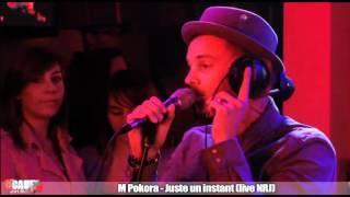 M Pokora - Juste un instant - Live - C'Cauet sur NRJ