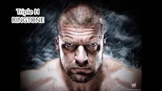 WWE Triple H Ringtone