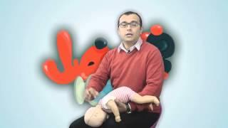 في العضل | انقاذ الطفل من الاختناق