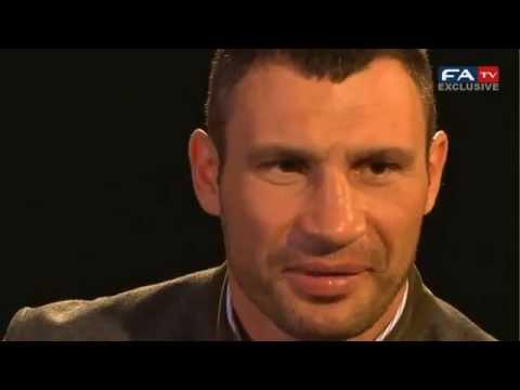 Віталій Кличко запрошує на Євро