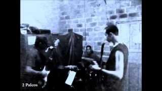 Banda 2 Palcos - ''Como Fazer'' Versos e bateria punk? - Terra de Sangue - (ensaio parte 11)