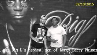 Where Big L grew up  - Harlem & 139 Lenox (Lamont Coleman, 1974-1999)