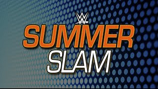 2016 WWE SummerSlam Results