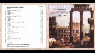 "W. A. Mozart - Symphony in F major ""No. 42"", K.75: II. Menuetto and Trio"