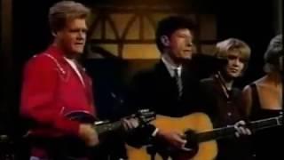 Ricky Skaggs, Lyle Lovett, Faith Hill, and Alison Krauss - White Freightliner Blues [ Live ]