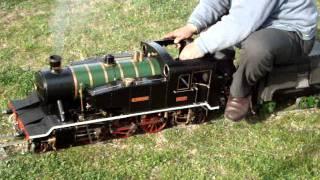 Live steam em dia de carnaval - Quinta da Marialva - Corroios Portugal