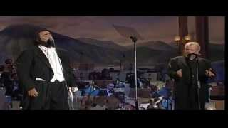 Joe Cocker, Luciano Pavarotti - You Are So Beautiful (LIVE in Modena) HD