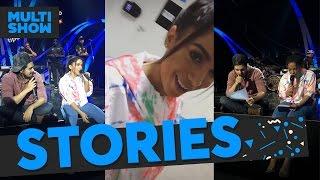 Stories Anitta + Luan Santana   Plantão 24 horas com Anitta   Música Boa Ao Vivo