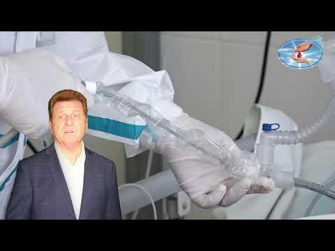Главврач Оренбургской областной станции переливания крови Ринат Гильмутдинов призвал оренбуржцев вакцинироваться