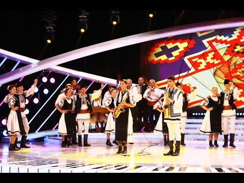 Ansamblul Tradiții Uiorene, cântec și dans popular la Next Star