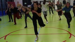 Motion Lab by Alesya ft. Ksenya Parkhatskaya : Jazz Edition