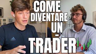 Diventare Trader: Riccardo Zago intervistato da Riccardo Zanetti