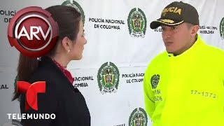 Atrapó al asesino de su novio gracias a Facebook | Al Rojo Vivo | Telemundo