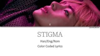 BTS (방탄소년단) - STIGMA [Color Coded Han|Rom|Eng]