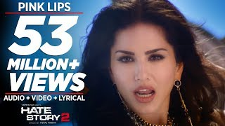 Pink Lips Full Video Song | Sunny Leone | Hate Story 2 | Meet Bros Anjjan Feat Khushboo Grewal width=
