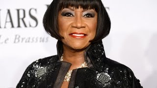 Patti Labelle GOSPEL SINGER  cries when they chant her name