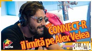 CONNECT-R îl imită pe Alex Velea | #DimineataBlana