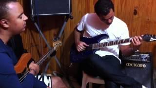 Banda Suprema Essência - Pra te adorar (ENSAIO)