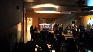 半桶水 - High (James Blunt cover), live @ S.P.O.T. (18/2/2012)
