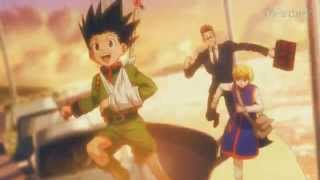 「HxH AMV」 Can't hold us