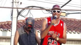 DJ Marcílio DJ Juninho - Dança Da Bazuca - Ao Vivo