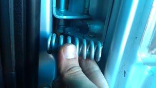 #330 Aprenda Colocar Mola Alta Pressão Porta S-10