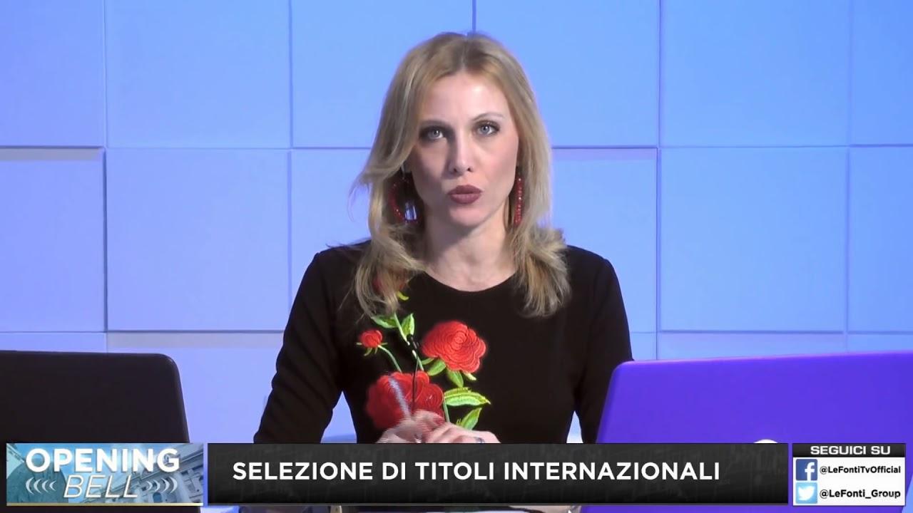 Intervista a Riccardo Zago - Le Fonti TV - 24/01/2018