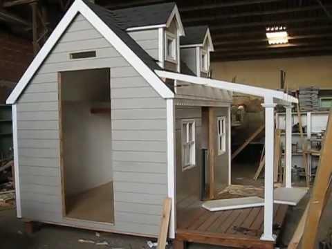 MinikEv.com - imalat - ahşap çocuk oyun evi - oyun evleri