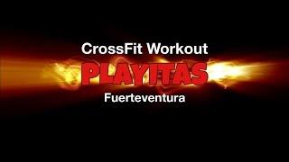 Playitas Resort | CrossFit Workout