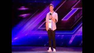 X Factor  Aiden Grimshaw - This Years Love (Bootcamp) The X Factor 2010