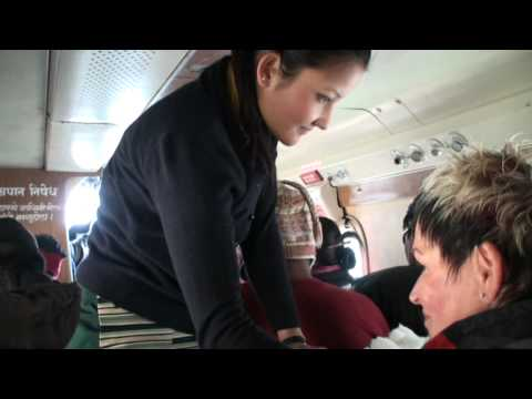 On Board with Yeti Airlines