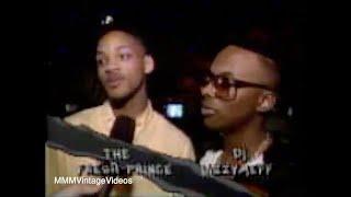 Wil Smith & DJ Jazzy Jeff on James Brown's troubles
