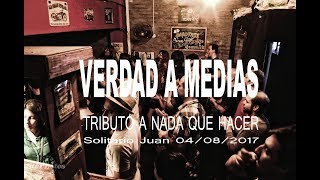 Modern man (Bad Religion Cover) - Solitario Juan 04/08/2017