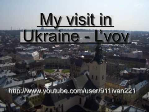 My visit in ukraine – Ľvov ( Ľviv)