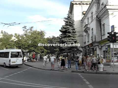 Sevastopol in Ukraine