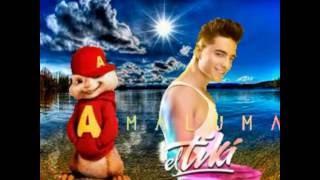 Remix El Perdedor  Alvin Y Las Ardillas FT Maluma 2016
