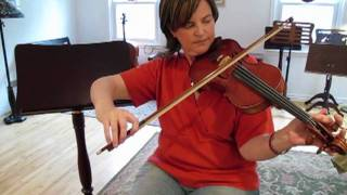 Tuning Your Violin with a Tuning Fork