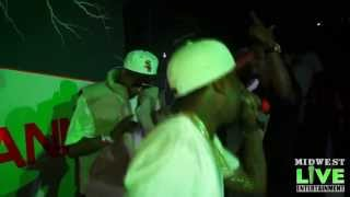B-EASY : YOUNG FLY (ALL THAT SHIT)  (LIVE PERFORMANCE @ ADRIANNA'S NIGHT CLUB, MARKHAM, IL)