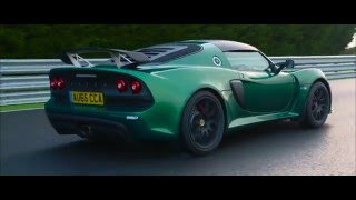 'Light is Right' - The Lotus Exige Sport 350