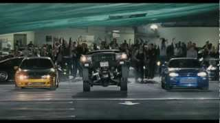Trailer Cut Fast and Furious / Форсаж