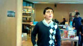 Fadista Meireles (Marco Paulo - Saudade vai-te embora)