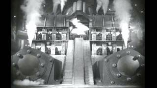 Moloch The Machine from Metropolis by Fritz Lang