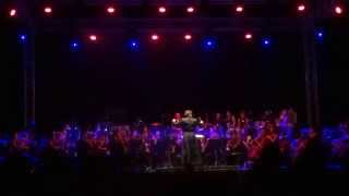 BSO El Último Mohicano. Film Symphony Orchestra concierto Málaga 2014