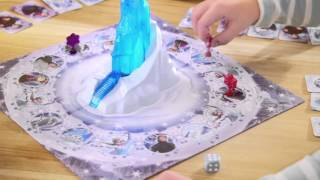 Smyths Toys - Disney Frozen Magical Ice Palace Game